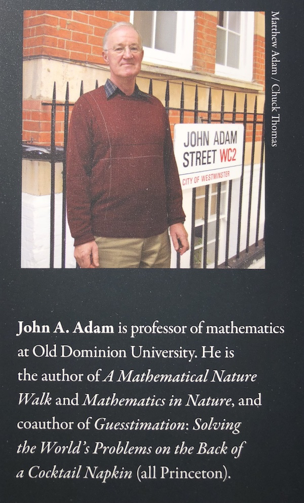 Adam A. John: X and the City